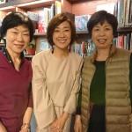 11月14日 梅田・蔦屋で先輩のお姉さまと